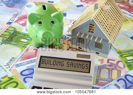 Building Savings For Own Home