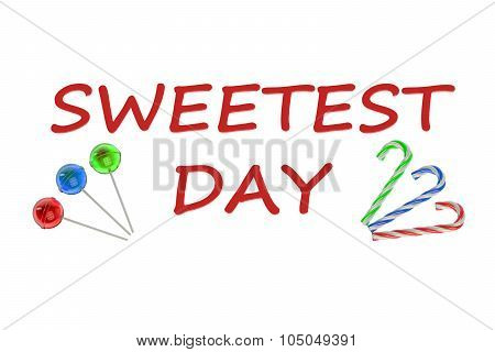 Sweetest Day Concept