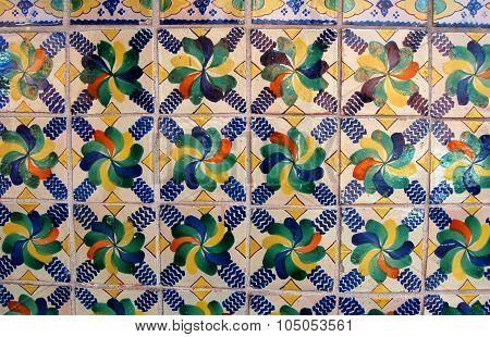 Mexican Tiles in Santa Fe