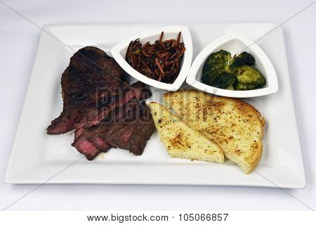 Beef Flat Iron Steak