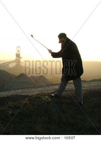 Sunrise Silesia Golfer
