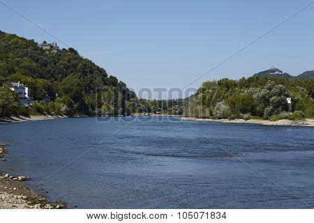 Rolandseck (remagen) - River Rhine
