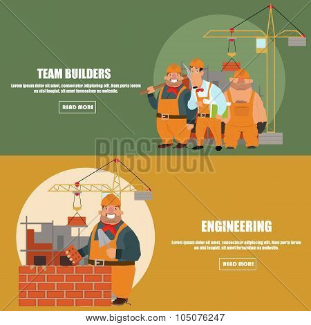 Engineer construction