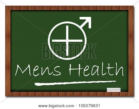 Mens Health Classroom Board