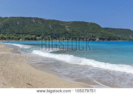 Agios Ioannis Beach, Lefkada, Ionian Islands