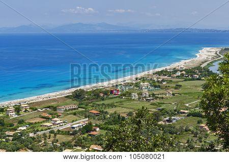 Girapetra Beach, Lefkada, Ionian Islands, Greece