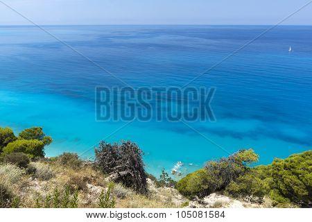 Agios Nikitas Beach, Lefkada, Ionian Islands