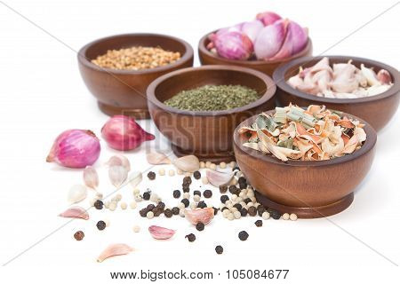 Fresh And Dries Spices And Flavorings
