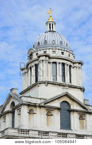 Greenwich Naval College Dome
