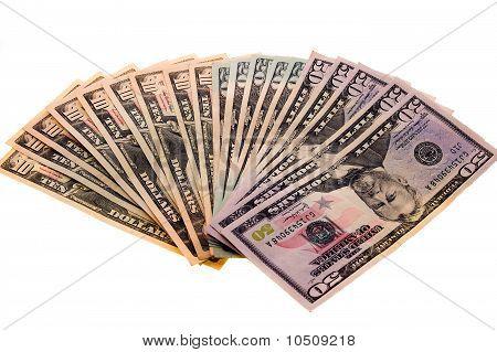 merican dollars