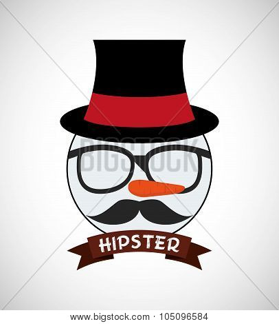 christmas hipster style
