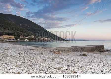 Vasiliki Sunset, Lefkada, Ionian Islands