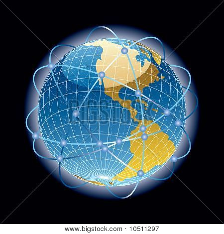 Globe Rings