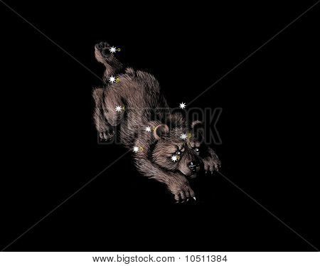 The Little Bear (Ursa Minor)