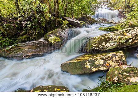 Phon Phop Waterfall
