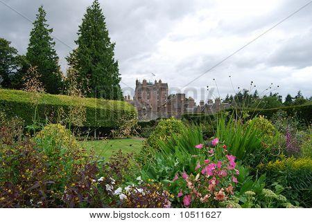 Garten in Glamis