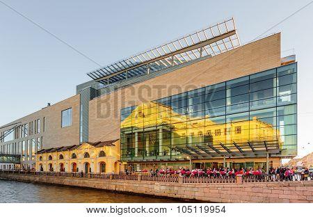 New Mariinsky Theatre (theatre of opera and ballet)
