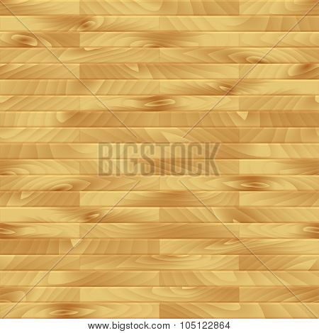 Seamless vector wood plank