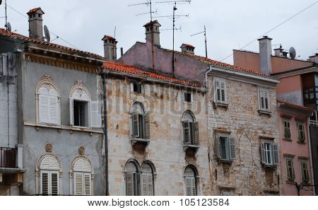 Buildings In Pula