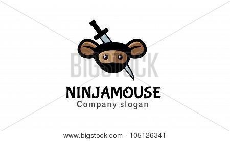 Ninja Mouse Design
