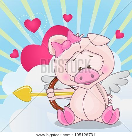 Cupid Pig