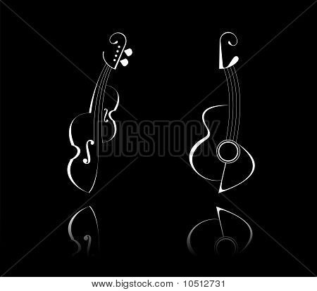 Guitar And Violin
