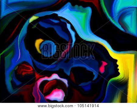 Energy Of Mind Shapes