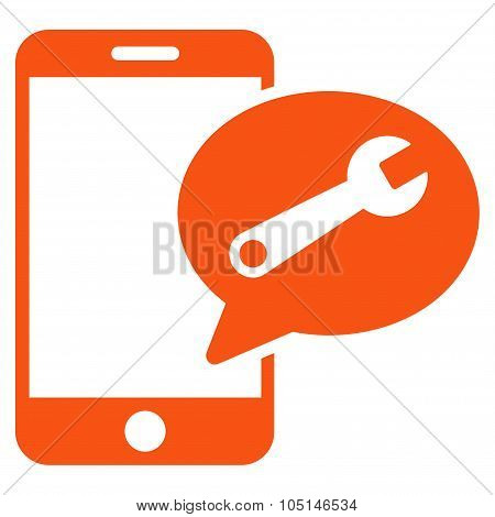 Service Sms Icon