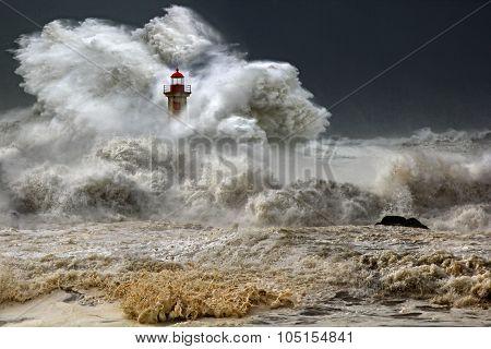 Rage- Ocean Storm