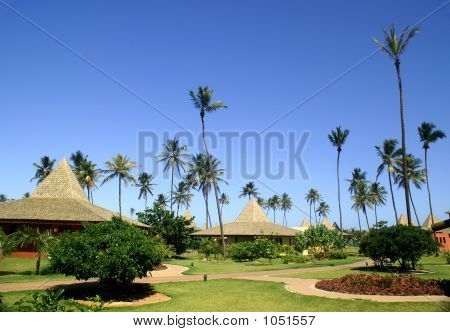 Bahian Resort Architecture