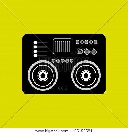 Dj electro music