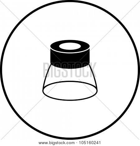 loupe symbol