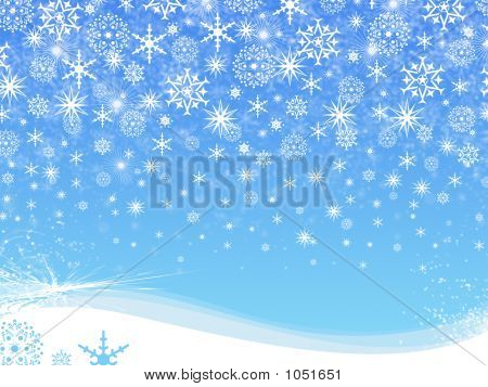 Snow Scene1
