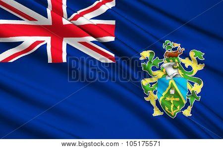Flag Of Isla De Pascua (chile), Hanga Roa - Polynesia