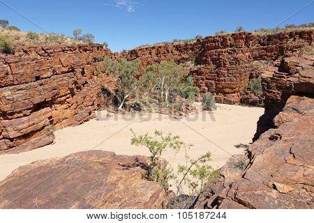 East Macdonnell Ranges, Australia