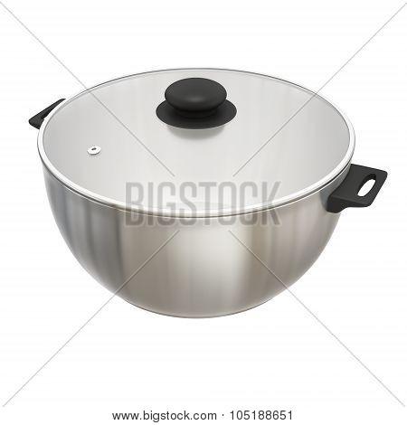 Large Metal Pan