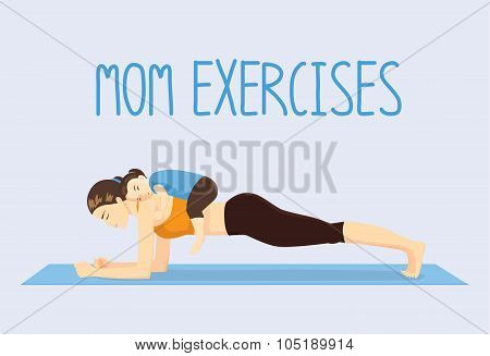 Healthy Mom Exercise