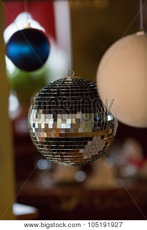 Metal Jingle Bell