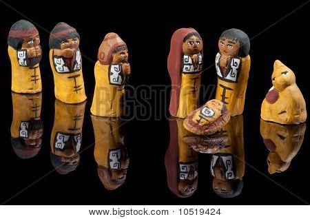 Argentinian Nativity Scene