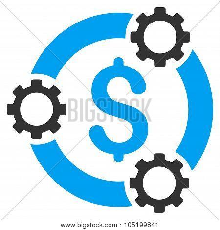 Teamwork Flat Icon