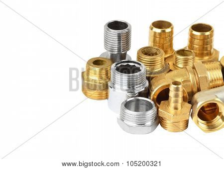 Plumbing fitting and tubulure