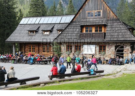 Tatra Mountain Lodge