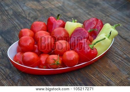 Bowl Of Vegetable, Southern Bohemia