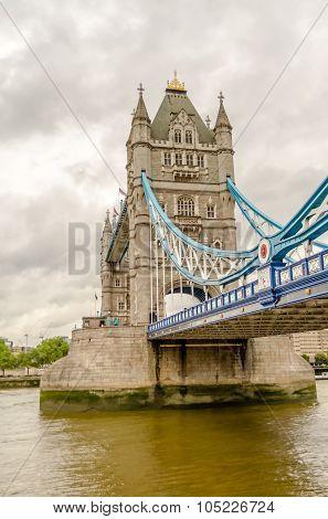 Tower Bridge, Historical Landmark In London