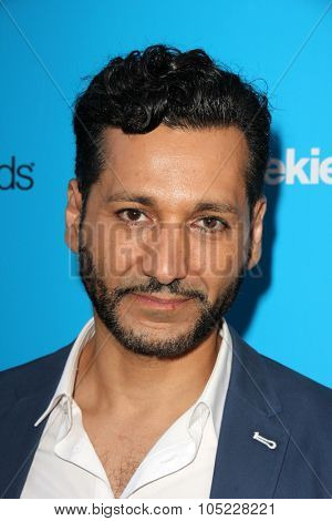 LOS ANGELES - OCT 15:  Cas Anvar at the 2015 Geekie Awards at the Club Nokia on October 15, 2015 in Los Angeles, CA