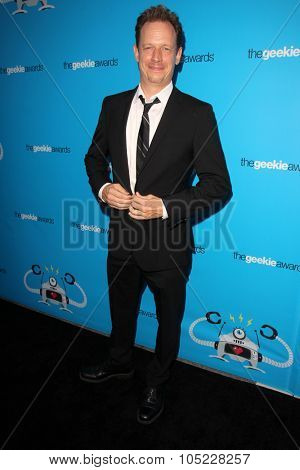 LOS ANGELES - OCT 15:  John Asher at the 2015 Geekie Awards at the Club Nokia on October 15, 2015 in Los Angeles, CA