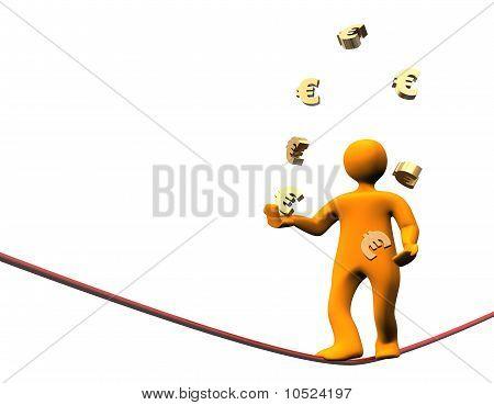 Euro Finance Jongleur
