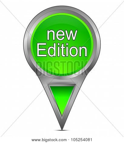 map pointer with new Edition