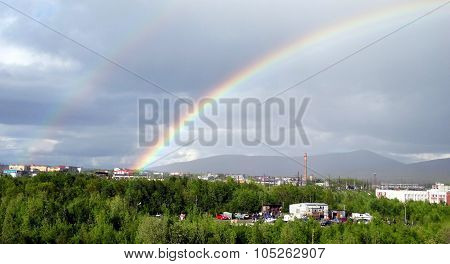 Rainbow ...