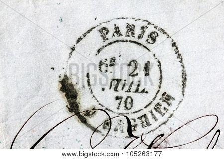 Vintage Postmark